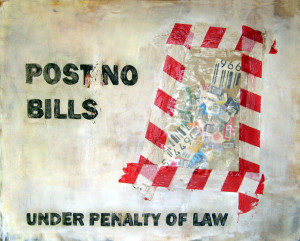 Post No Bills II